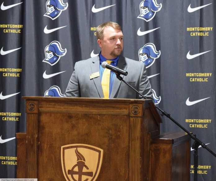 Head Coach Aubrey Blackwell