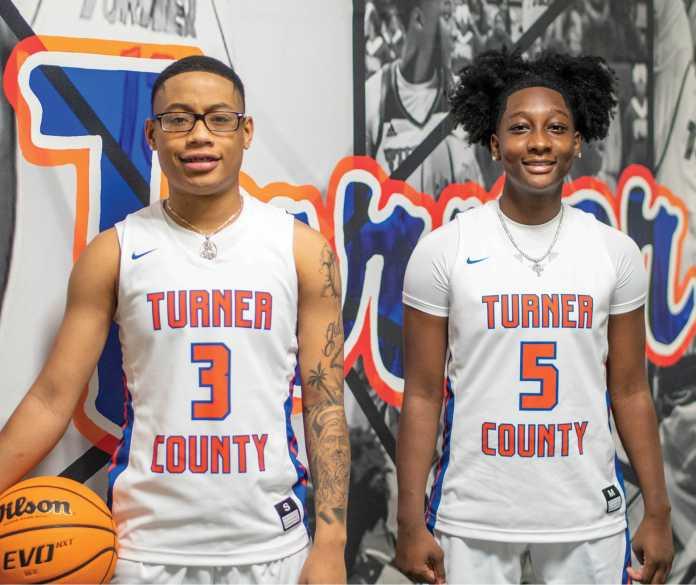 Turner County Girls Basketball