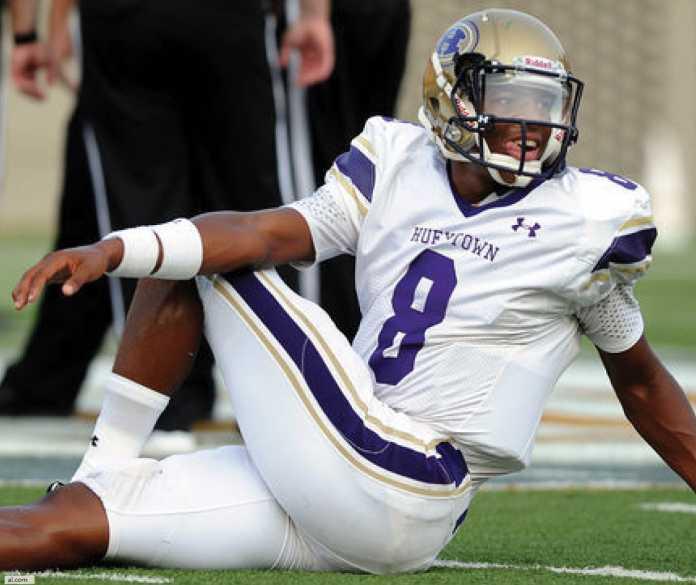 NFL Draft Alabama High Schools