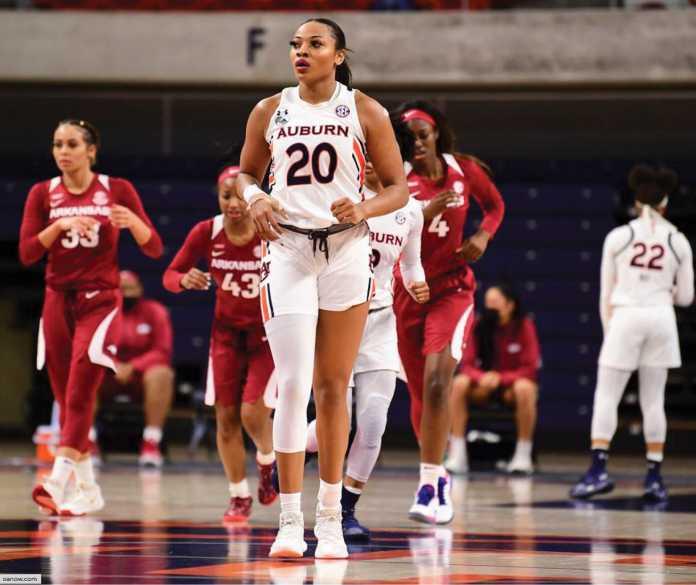 2021 WNBA Draft Alabama