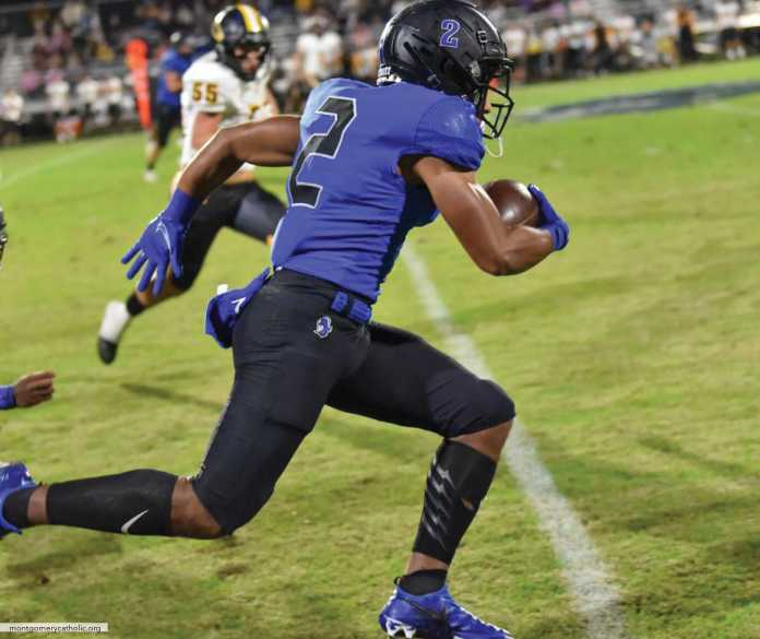 Best Alabama High School Football Games 2021