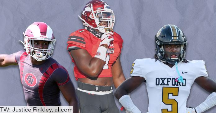 Best Alabama High School Football Defense